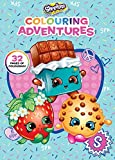 Shopkins: Colouring Adventures (Moose)