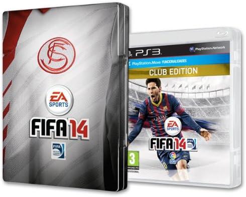 FIFA 14 - Xmas Club Edition: Sevilla FC: Amazon.es: Deportes y ...