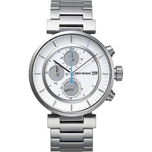 ISSEY MIYAKE watch Men's W AW chronograph Satoshi Wada design SILAY007