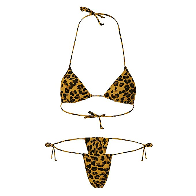 e51421b52f3a AIni Traje De BañO Mujer Bikini Sexy Bikini BañAdor De Dos Piezas ...