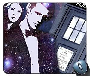 Doctor Who Space Mouse Pad
