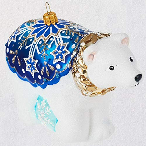 HMK Heritage Collection Ornament - Blue Snowflake ()