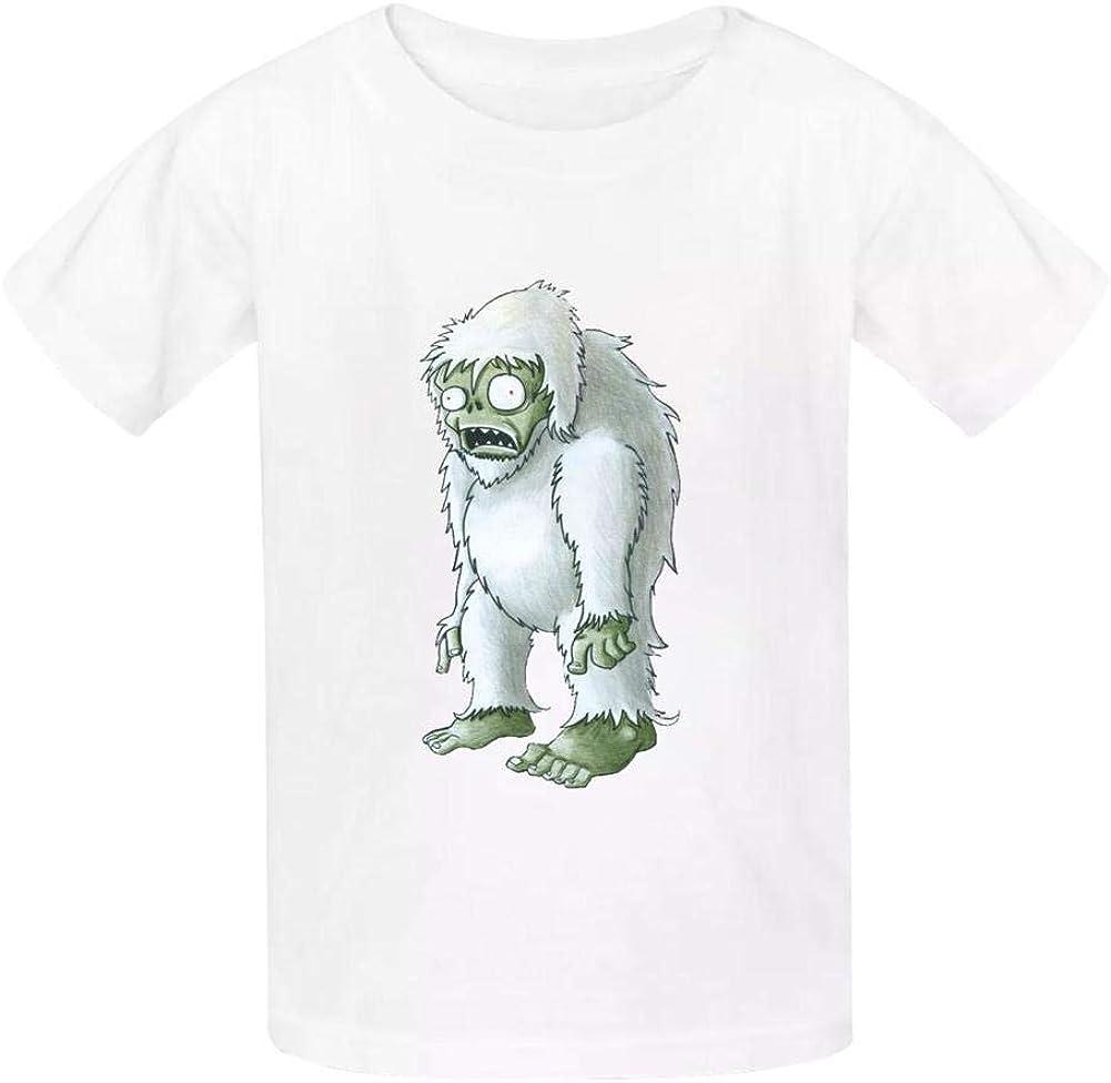 TSDDM Bigfoot New Summer Cotton Boys t-Shirts Short Sleeve Solid T-Shirs