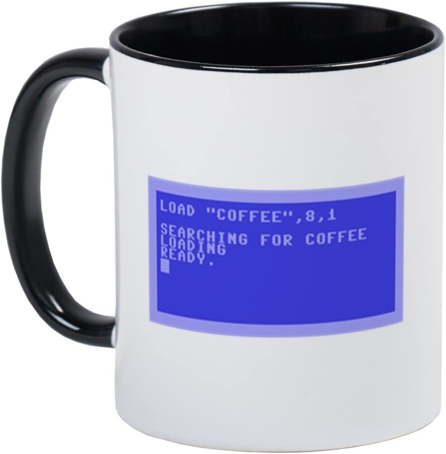 Amazon Com Cafepress C64 Search For Coffee Mugs Unique Coffee Mug Coffee Cup Kitchen Dining