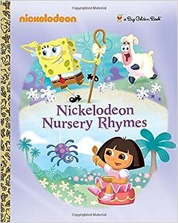 Amazon com: Nickelodeon Nursery Rhymes (Nickelodeon) (Big