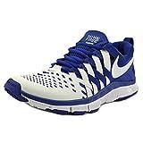 NIKE Mens Free Trainer 5.0 TB Training Shoes Game Royal/White 579811-402 Size 10.5