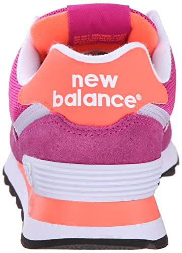 Nuovi Damen Equilibrio Nbwl574cpi High-top, Rosa Rosa (azalee)