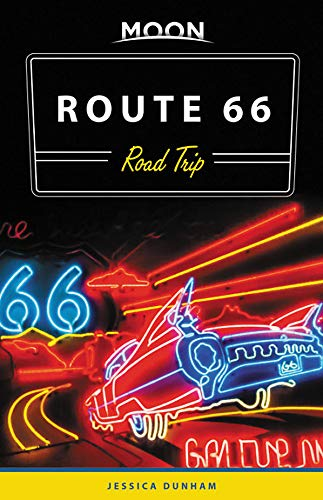 Moon Route 66 Road Trip (Travel Guide) (Arizona Road Map With Cities And Towns)