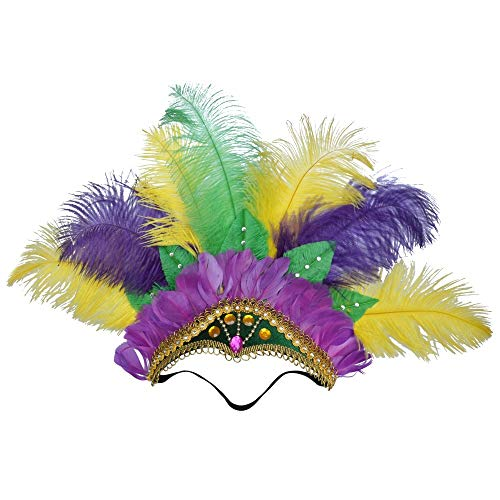 Natural Environmentally Friendly Headdress Handmade Perform Custom