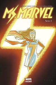 "Afficher ""Miss Marvel n° 3<br /> Coup de foudre"""