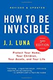 How to Be Invisible, J. J. Luna, 1250010454