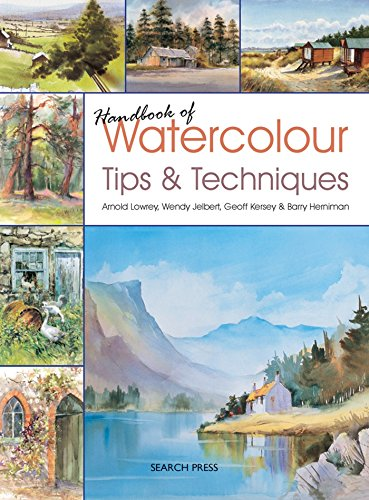 - Handbook of Watercolour Tips & Techniques