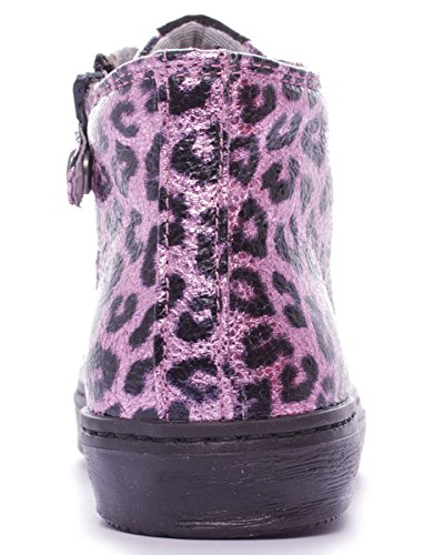 Naturino Anita Leopard filles, vernis, sneaker high