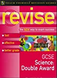 img - for Teach Yourself Revise GCSE Double Science (Teach Yourself Revision Guides (TY04)) by David Applin (1997-08-06) book / textbook / text book