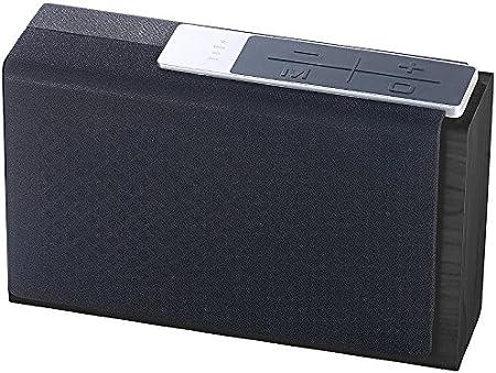 auvisio Akku Lautsprecher: WLAN-Multiroom-Lautsprecher SMR-5.bt, BT,  AirPlay, USB, SD, 5 Watt (Multiroom Speaker)