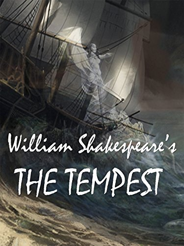 William Shakespeare's Drama The Tempest by