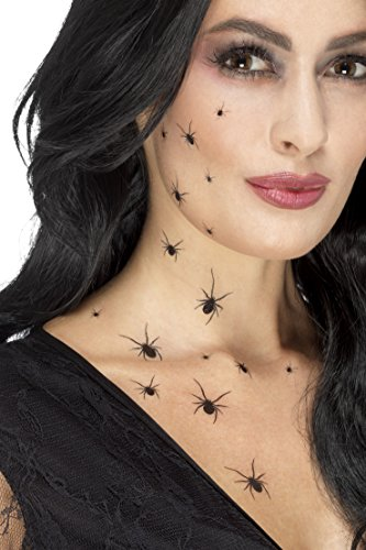 Crawling Spider Tattoo Transfers ()