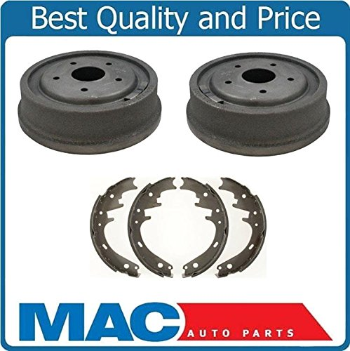 Mac Auto Parts 138981 BRONCO 76-86 E100 77-83 E150 77-86 F100 77-83 F150 77-86 Rear Drums & Shoes 3Pc