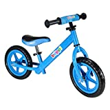 Boppi No Pedal BMX Blue Balance Bike for kids