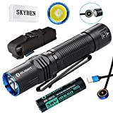 Olight M2R 1500 Lumen Cree XHP35 HD LED USB Magnetic Rechargeable Dual Switches