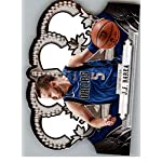 2017-18 Panini Crown Royale Basketball #43 J.J. Barea Dallas Mavericks Official.
