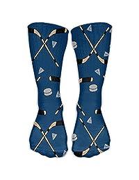 Unisex Unique Design Hockey Socks 60 cm Socks Cotton/nylon/spandex.