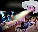 Home Theater Multimedia LCD Projector EBEST-HDMI DVD Playstation HDIM VGA USB AV