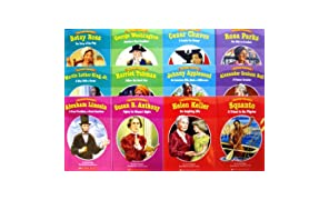 New Set 12 Levelled Biography Readers Scholastic Easy Reader Biographies Teachers Supplies Reading History (Scholastic Teaching Resources, Easy Reader Biographies) by Danielle Blood (2007-05-03)