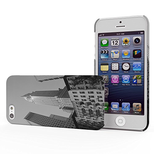 Koveru Back Cover Case for Apple iPhone 5S - The Empire State Building New York