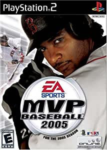 MVP Baseball 2005 - PlayStation 2