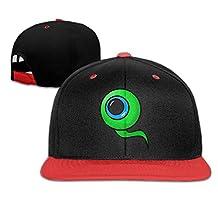 GUANGTM Jacksepticeye Eyeball Baseball Hat Red