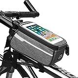 ESOEM Waterproof Bike Bag, Saddle Frame Mountain Road Top Tube Bike Equipment Bag