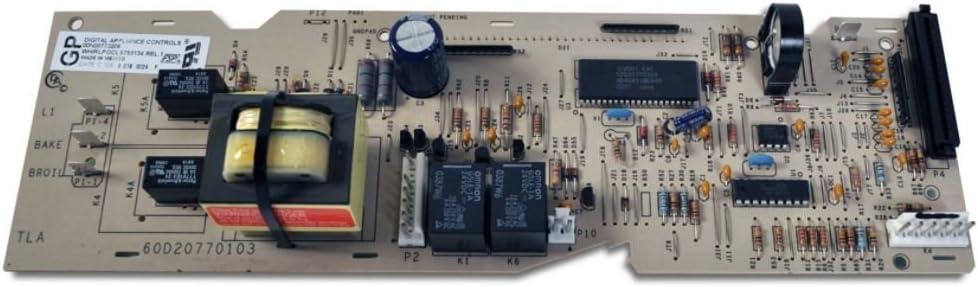 Whirlpool 8190201 Range Oven Control Board Genuine Original Equipment Manufacturer (OEM) Part