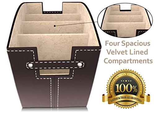 Buy leather desk accessories for men BEST VALUE, Top Picks Updated + BONUS