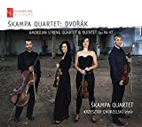 Antonín Dvoák: American String Quartet and Quintet, Opp 96-97 [kampa Quartet] [Champs Hill Records: CHRCD110]