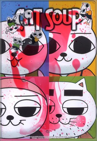 Cat Soup (Liquid Art Limited Edition)