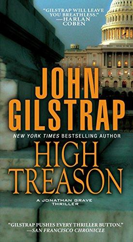 Image of High Treason (Jonathan Grave)