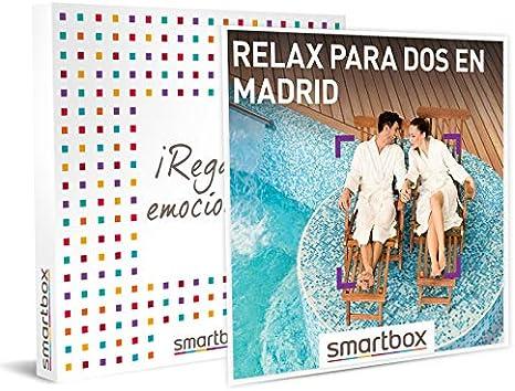 Smartbox Relax para Dos en Madrid Caja Regalo, Adultos Unisex, estándar: Amazon.es: Deportes y aire libre
