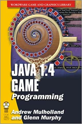 Java 1 4 Game Programming (Wordware Game and Graphics