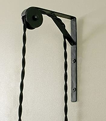 Wall Mount Pulley for Pendant Lamps