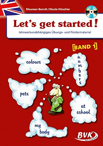 Let's get started (inkl. CD)1.-2. Klasse
