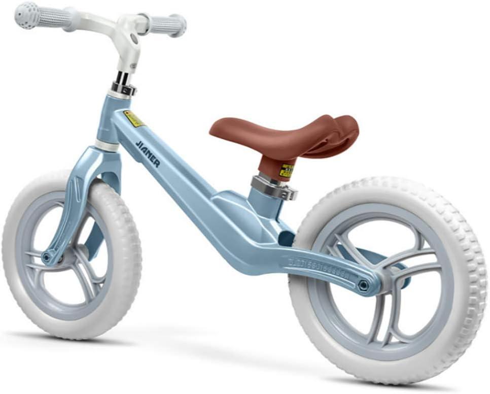 W&HH Bicicleta de Equilibrio,Bici sin Pedales niño,Balance Entrenamiento Bicicleta para niños y niños de 2 a 4 años
