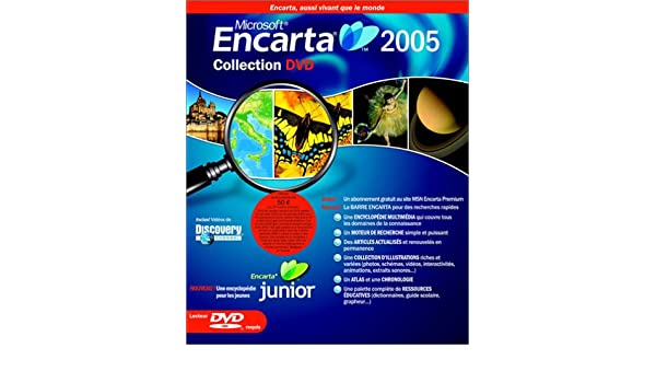 encarta junior 2005 gratuit