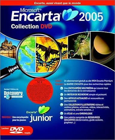 encarta junior 2005 gratuit