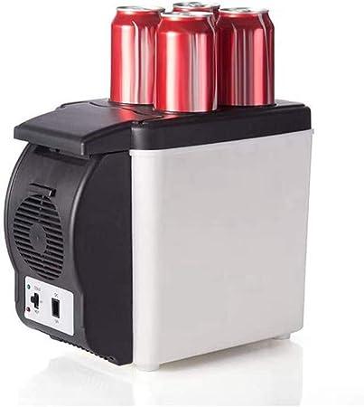 WXCCK 6L Mini Nevera con Congelador Super Tranquila En El ...