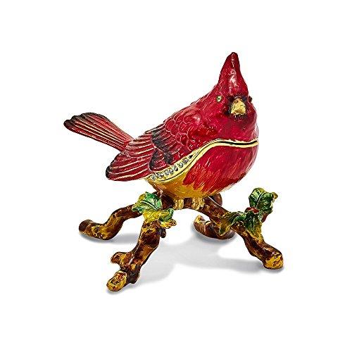 Bejeweled Trinket Box - 5