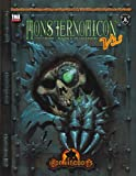 Monsternomicon V3.5 (Iron Kingdoms d20 3.5 Fantasy Roleplaying)