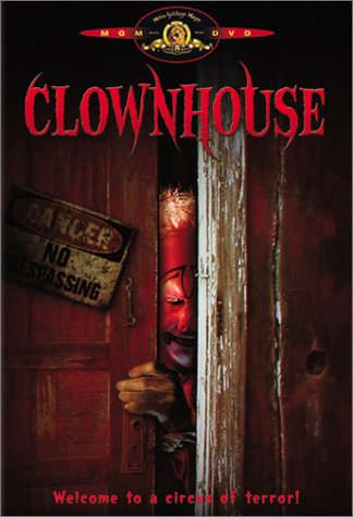 Clownhouse (1989) by MGM (Video & DVD)