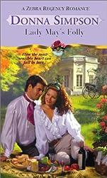 Lady May's Folly (Zebra Regency Romance)