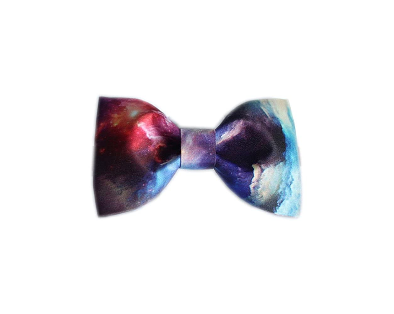 Cloud Rack Bow Tie Nebula 4 Printed Bow